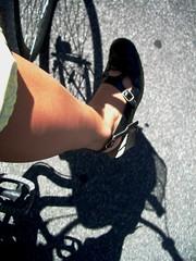 Myshoes Onbike