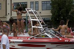 Kirkland Forth of July Parade-0936 (Christopher Maloney) Tags: parade bikini 4thofjuly kirkland independanceday bikinibeach