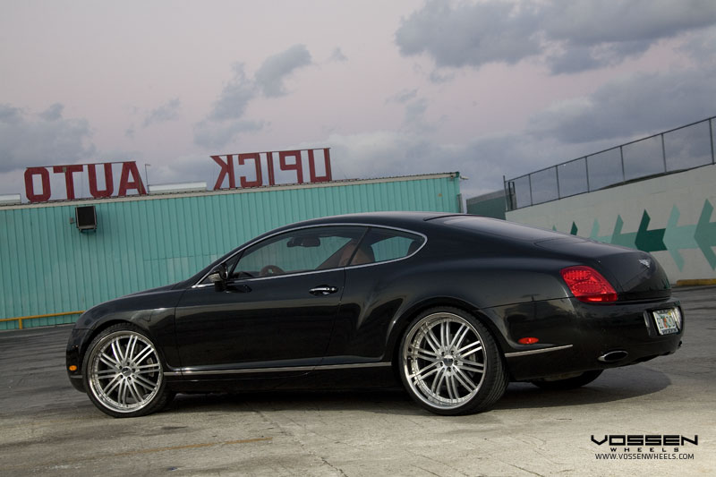 Bentley Gtc Wheels. Same Bentley GT with VVS082