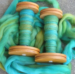Tour de Fleece days 3 - 5