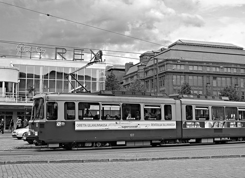 Tram, cropped