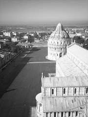 still view (O' Lydia) Tags: pisa leaningtower baptistry