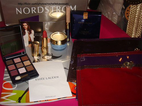 July 30, 2008- Nordstrom Estee Lauder Purchase.