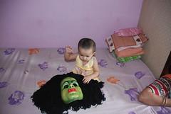Marziya 8 Month Old by firoze shakir photographerno1