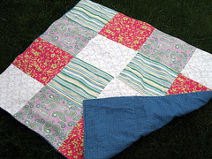 Fast Blanket