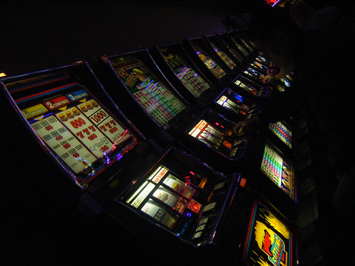 Tachi Palace Slot Machines by Salon de Maria