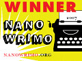 Official NaNoWriMo 2007 Winner