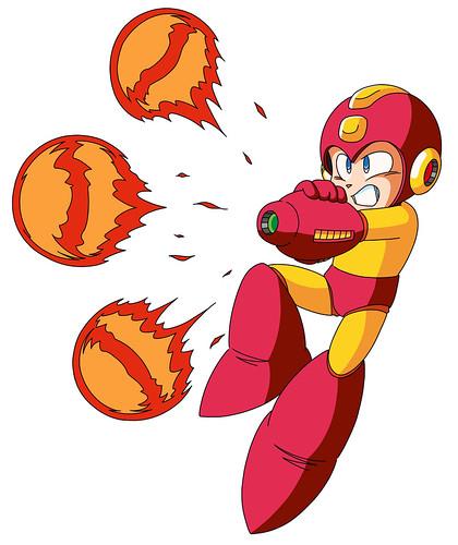 Mega Man 9 bosses