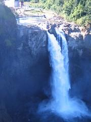 Snoqualmie Falls (Kaijsa) Tags: snoqualmiefalls