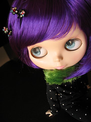 I'm a purple girl