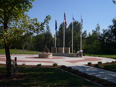 Fallen Firefighters' Memorial, Boise, ID