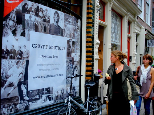 cruijff shop amsterdam of het nu cruyff boutique ? by you.