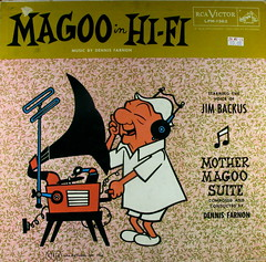 Mr. Magoo in Hi-Fi