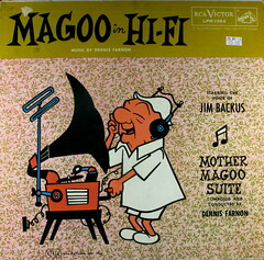Mr. Magoo in Hi-Fi (by kevindooley)