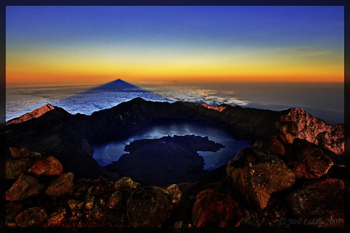 Gunug Rinjani Summit