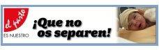 Visita la web ¡QUE NO OS SEPAREN!