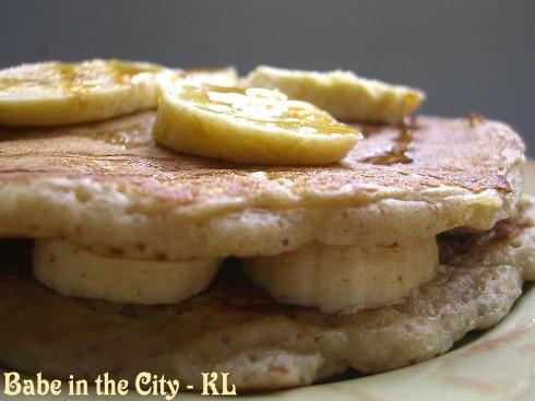 Banana Pancake1