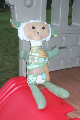 Lamb Softie