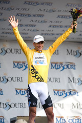 Christian Vande Velde, Tour of Missouri stage 6