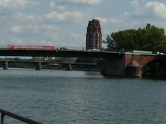 P1030248 (Michael Afar) Tags: germany bridges rivers frankfurtmain