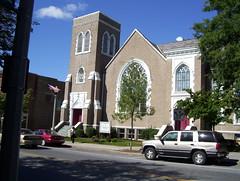 Bennington, Vermont, USA (Purrfecdizzo) Tags: usa vermont september 2008 bennington   greenmountainchristiancenter