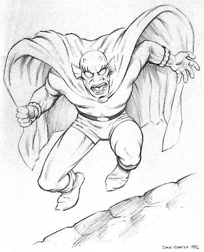 Demon by Dave Garcia (( 1986 )) [[ Courtesy of  Peter Laird ]]