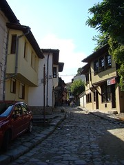 Plovdiv, the Old Town (The Traveling Frog - Rossitza and Stevan Olson) Tags: europe easterneurope plovdiv christianart culturaltourism  nationalmonumentofculture easterneuropeplovdiv easternorthodoxreligiousart