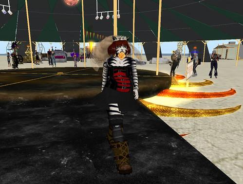 Burning Life Fashion Show 01
