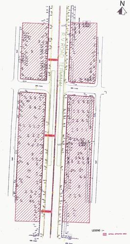 R V Road station land