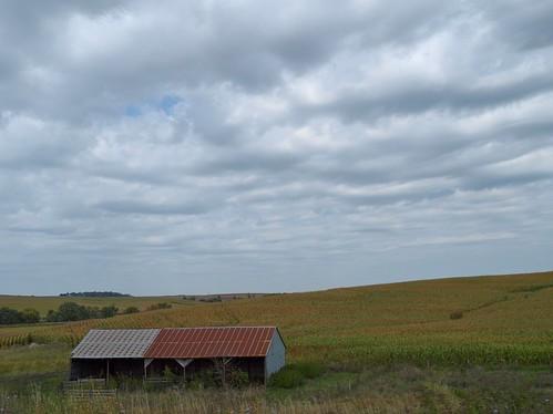 Nebraska Shed and Skies