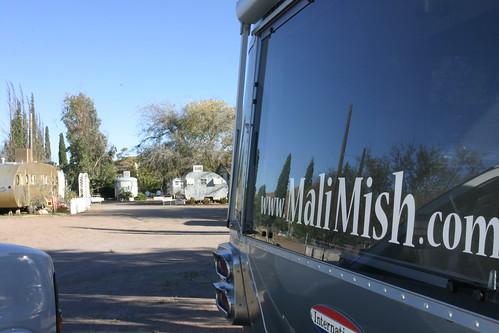 Mali Mish at The Shady Dell