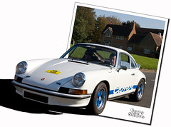 Porsche Carrera (Uncle Berty) Tags: uk england out porsche berty brill bucks carrera smalls oob bounds hp18 robfurminger
