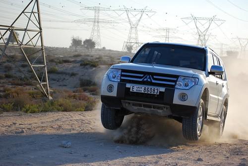 Mitsubishi Pajero 2011 Pictures. Mitsubishi Pajero in the