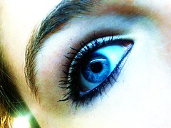 my eye (southerncamo_08) Tags: blue cute beautiful amazing eyes bright blueeyes greeneyes browneyes