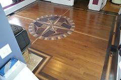 new dining room floor (M.J.H.) Tags: floor maine hardwood islesboro customislesboro