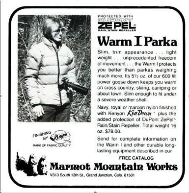 Marmot Mountain Works