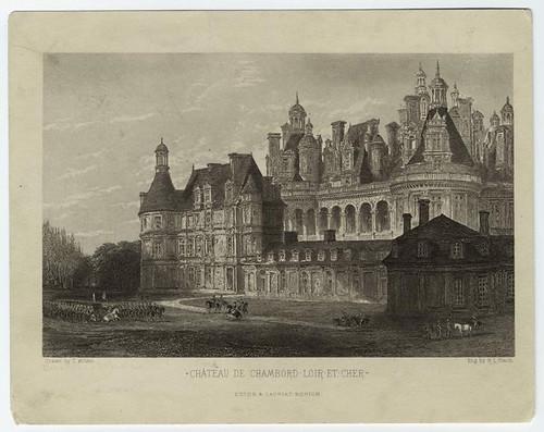 017- Castillo de Chambor-Loir et- Cher