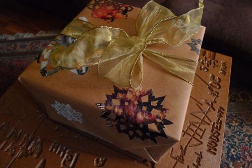 cristina's christmas present (1 of 2)