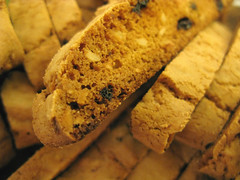 Dried Cherry and Almond Biscotti
