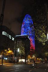 torre agbar (berlingò) Tags: barcelona torreagbar avingudadiagonal