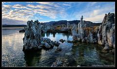 early morning (kh-photos ~ Kurt ~) Tags: california morning sky lake clouds sunrise dawn explore monolake tufa hdr easternsierra monocounty hdrsingleraw explore31dec2008