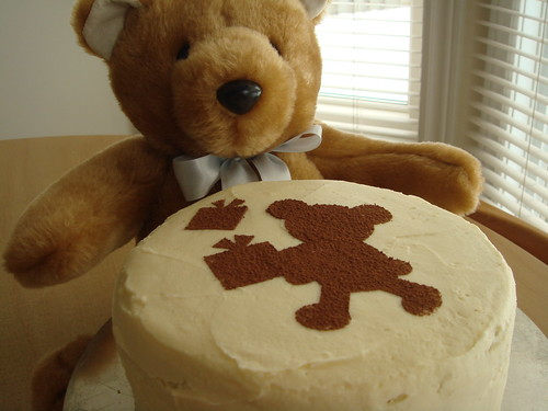 Teddy Wants Cake