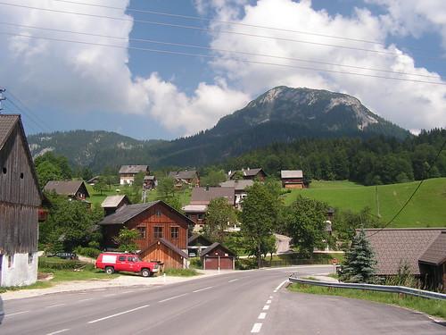 Лозер, вид из долины
