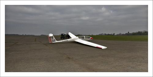 Glider Kenley Airfield