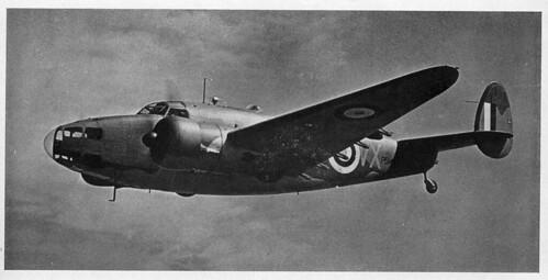 Warbird picture - RAF Lockheed Hudson