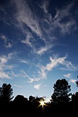 Nvols i sol (Font del Vi) Tags: sky del cel cielo nubes font pinos vi afb nuvoles fontdelvi afbocairent