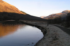 River Orchy Reflections