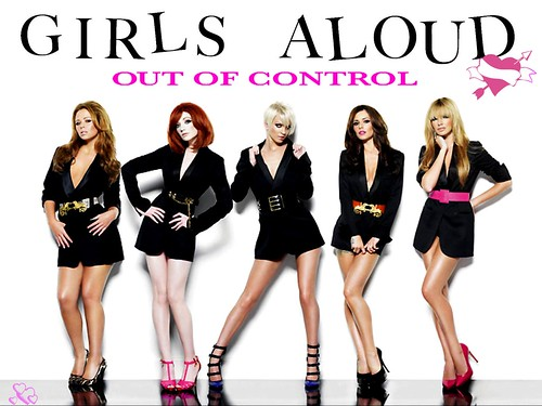 Girls Aloud Out Of Control Konser G�r�nt�leri 2009