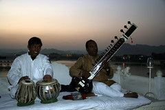 Music in Udaipur