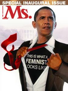 Ms. Magazine - Winter 2009 (cover)